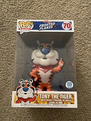 NEW Funko Pop! #70 Tony The Tiger Ad Icons Super Sized 10 Inch LE Shop Exclusive