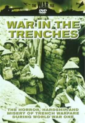 War File: War in the Trenches DVD NEW