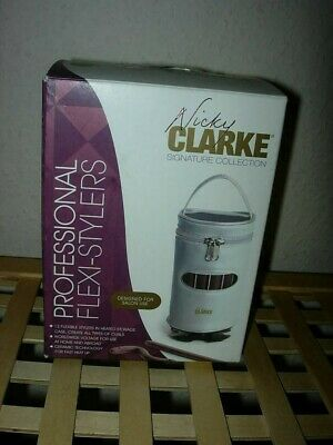 Nicky Clarke Signature Collection Professional Flexi-Stylers, Boxed