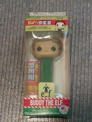 2019 Funko Pop! Pez Buddy The Elf Mib ***In Hand***
