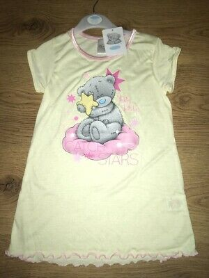 Me To You Tatty Teddy Nighty Nightdress Nightie BNWT 5/6 Years