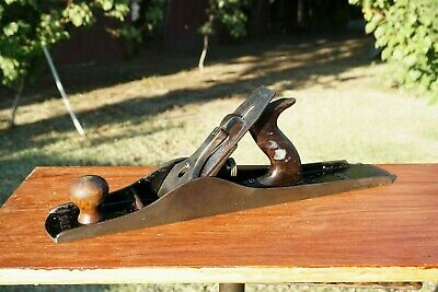 Vintage Stanley Bailey No.6 Jack Plane Smooth Bottom,Stanley Made In USA