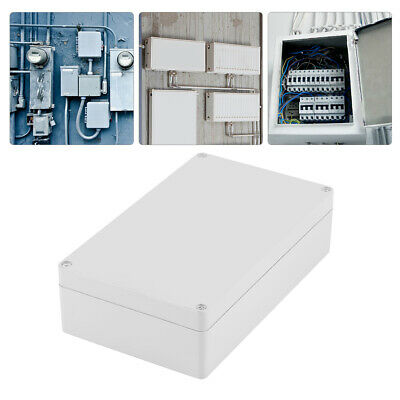 Waterproof IP65 ABS Project Enclosure Case Wiring Junction Box 200*120*56mm New