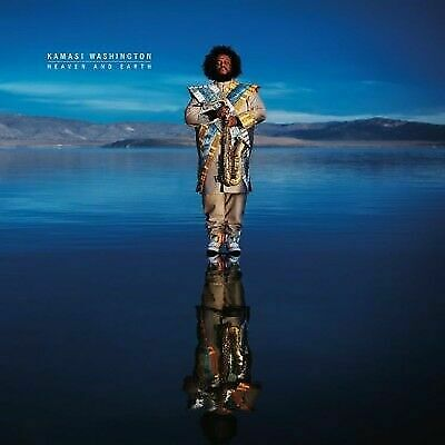 Heaven & Earth * by Kamasi Washington (Vinyl, Jun-2018, 4 Discs, Young Turks)