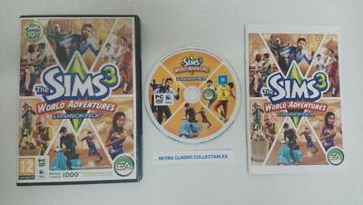 The Sims 3 : World Adventures Expansion Pack for PC