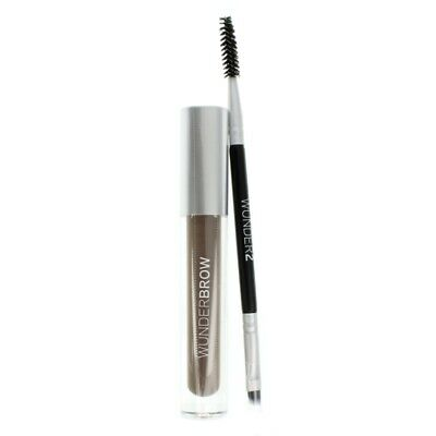 Wunderbrow Brow Gel Brunette With Dual Precision Brush
