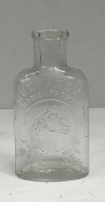Humphreys Homeopathic Veterinary Specifics Horse Medicine Bottle