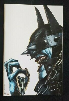 Batman Who Laughs 1 Mico Suayan Unknown C Virgin Variant
