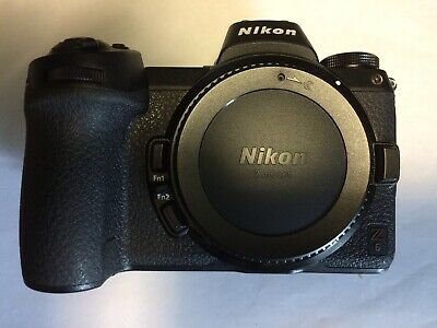 Nikon Z6 24.5MP Mirrorless Camera - Black (Body Only)