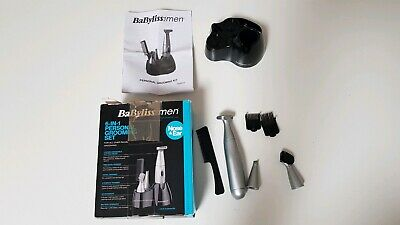 BaByliss 7040 Shaver Grooming Kit 6in1