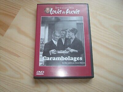 "DVD :  CARAMBOLAGES  "" Collection Louis De Funes ''"