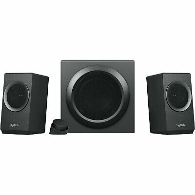 Logitech Z337 Bluetooth Streaming 2.1 Speakers with Subwoofer and Control Pod