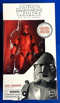 """Star Wars Black Series 6"""" Sith Trooper #92 -  First Edition, Premier Edition"""