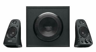 Logitech Z623 THX Certified 2.1-Channel Multimedia Speaker System