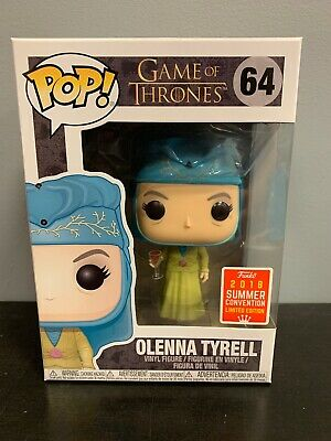 Funko POP! Olenna Tyrell #64 2018 SDCC Summer Convention Game of Thrones
