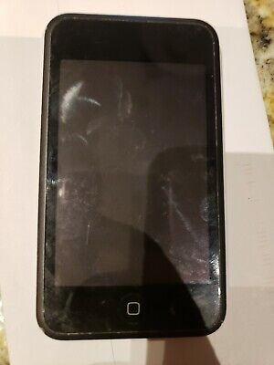 Apple iPod Touch 32GB 1st Generation Black, needs new battery Model #: A1213