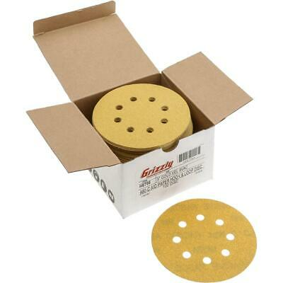 Grizzly G6215 Sanding Disc 5-Inch