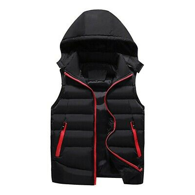 Fall //Winter Men Under armour Eiderdown cotton padded sports thermal vest jacket
