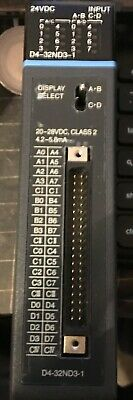 Automation Direct 24Vdc Input Module D4-32Nd3-1