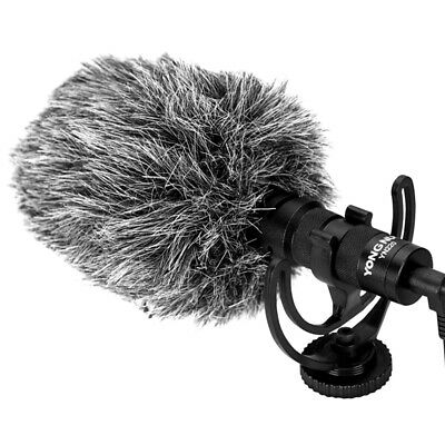YONGNUO YN220 Cardioid Microphone For DSLR Camera Smartphone Camcorder Recorder