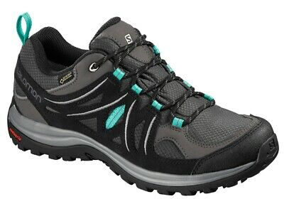 Salomon Ellipse 2 GTX W Damen Trekkingschuhe Outdoor Schuhe
