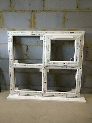 UPVC window with cill and lead strips. New. W1075 X H995