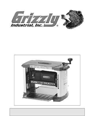 "Replacement Drive Belt for Grizzly G8794 12-1/2"" Bench Planer Thicknesser  B8F"
