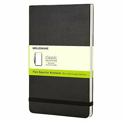 Chronicle / Hachette Book 05502 Moleskine Plain Reporter Pocket 3.5 X 5.5