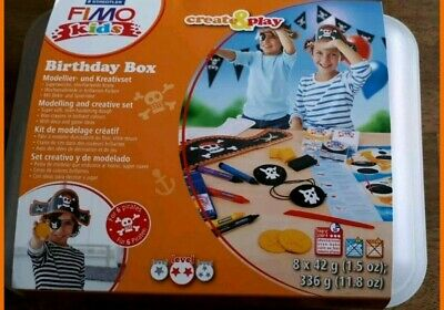 STAEDTLER FIMO® kids create&play Birthday Box