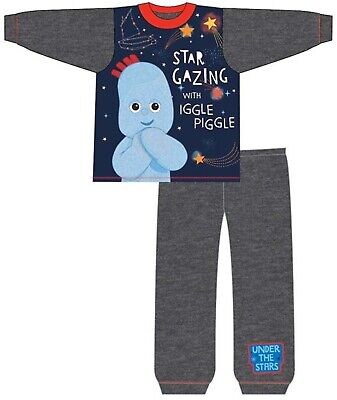 In The Night Garden Iggle Piggle Upsy Daisy Boys Girls Pjs Pyjamas 1 to 4 Years
