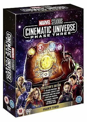 Marvel Studios Cinematic Universe: Phase Three - Part Two (Box Set (Collector'