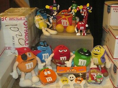 M&M's Collectible Halloween Lot #5
