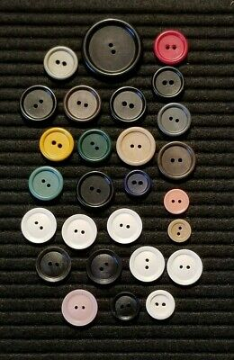 Vintage Colt Buttons? - Various Colors and Sizes