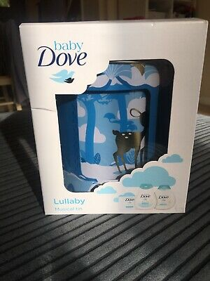 Dove Baby Rich Moisturising Set with Lullaby Musical Tin