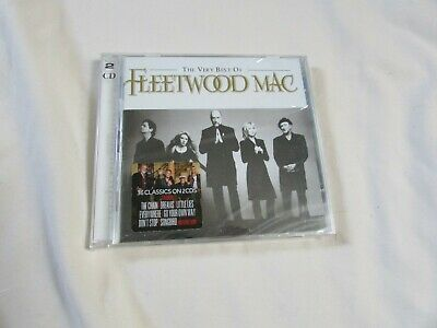 Fleetwood Mac - The Very Best Of / Greatest Hits 2CD NEW/SEALED
