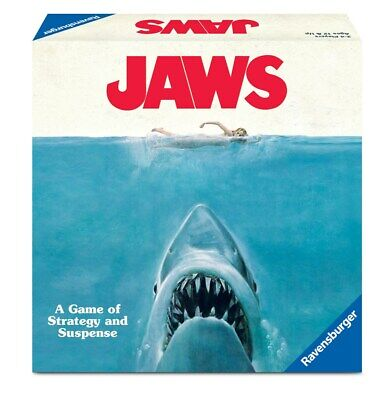 Ravensburger Jaws - A Game of Strategy and Suspense [Board Game]