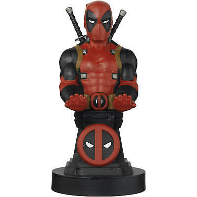"""Official Marvel Deadpool Cable Guy 8"""" PS4 / Xbox One Controller, Phone Holder"""