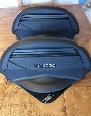 Menabo Ski/Snowboard Magnetic Roof Carrier