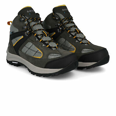 Hi-Tec Mens Altitude Lite I Waterproof Walking Boots Grey Sports Outdoors