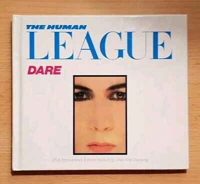 The Human League - Dare/Love & Dancing [21st Anniversary CD Digibook]