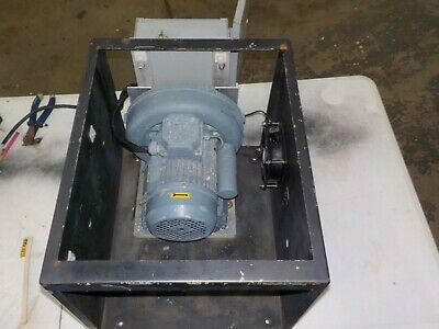 SIERRA Dental Vacuum Pump 2 hp motor 220 Volts - It Works