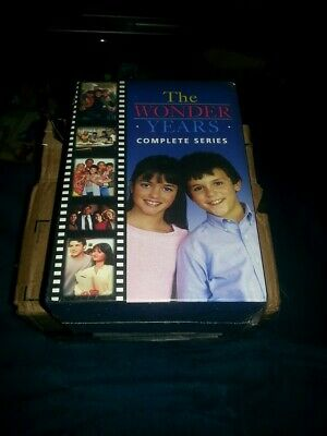The Wonder Years: The Complete Series (DVD, 2016, 22-Disc Set)