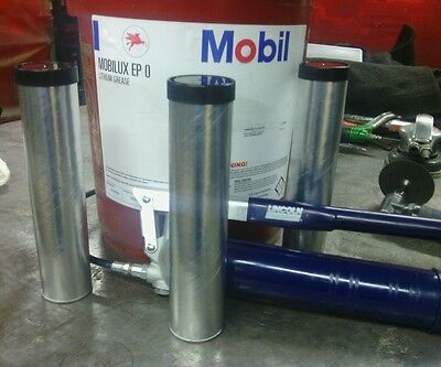 MOBILUX EP0 grease for Biesse Rover, Skipper, Selco,  LOOK AT THE BEARING PICS!