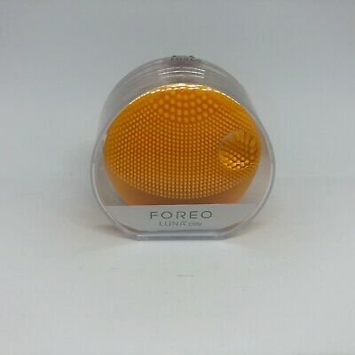 Foreo Luna Play Sunflower Yellow Facial Cleansing Device *BRAND NEW* *UNUSED*