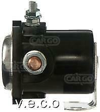 Replacement 12Volt 4 Terminal Universal Starter Motor Solenoid Delco Ford 130493