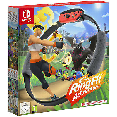 Ring Fit Adventure [Nintendo Switch]