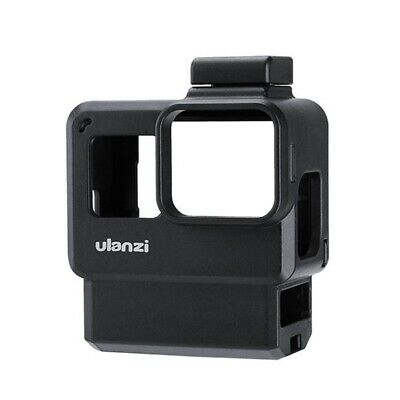 Ulanzi V2 Pro Sports Camera Vlog Protective Cage with 52MM Filter Microphon U9F8