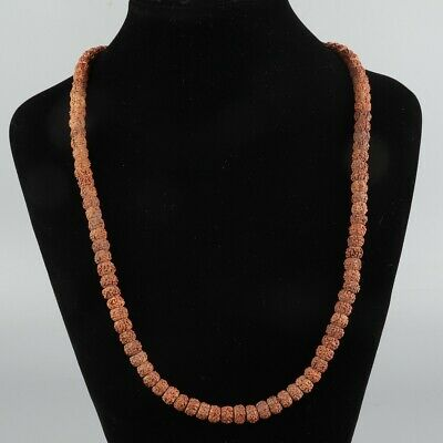 Chinese Exquisite Handmade Bodhi necklace