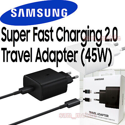 Super Fast 45W 3 Pin Wall Charger
