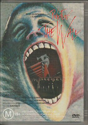 Pink Floyd The Wall - Deluxe Dvd Edition (Dvd)